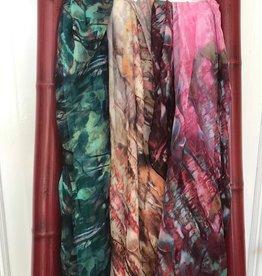 Zijden Sjaal Hangzhou Groot