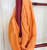 Cirkelsjaal Oranje Getint
