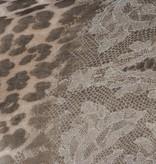 Sjaal Wildlife Grijs