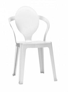 Kantoormeubelen Plus Diva design kunststof stoel
