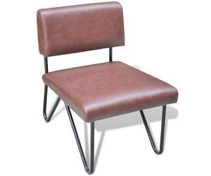 Vidaxl luxe stoel ✅ kantoormeubelen plus