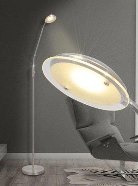 vidaXL LED-vloerlamp dimbaar 5 W