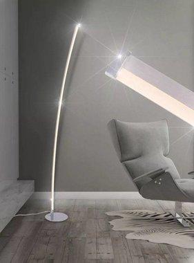 vidaXL led-vloerlamp 18 W