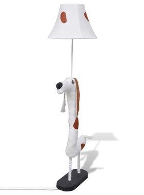 vidaXL Vloerlamp hond