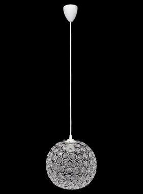 vidaXL Kristallen hanglamp Bal design