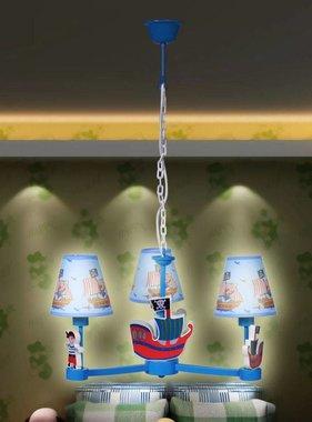 vidaXL Hanglamp met piraten thema voor de kinderkamer