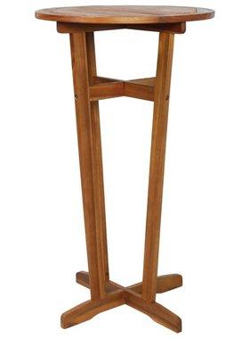 vidaXL Bartafel 60x105 cm massief acaciahout
