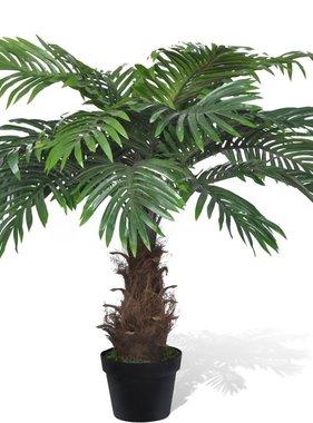 vidaXL Kunstplant Cycas palmboom 80 cm