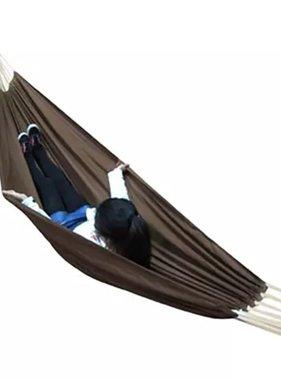 vidaXL Hangmat Cariben 260 x 150 cm (bruin)