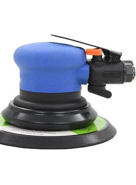 vidaXL Pneumatische vlakschuurmachine 150 mm