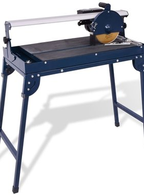 vidaXL Tegelsnijmachine 800 W 200 mm