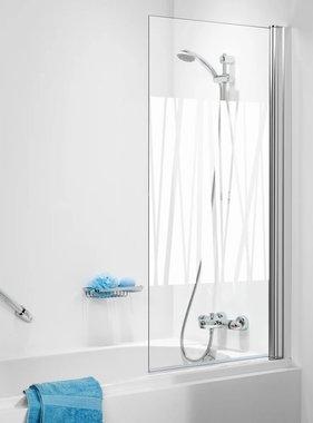 Get Wet by Sealskin badwand S105 70 cm gedecoreerd glas SH010704314400