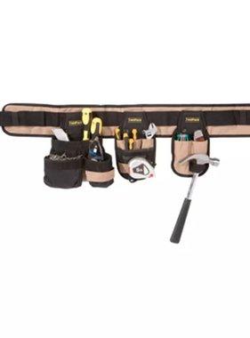 Toolpack gereedschapsriem met 3 holsters Smart 360.140