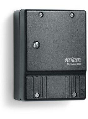 Steinel NightMatic 2000 schemerschakelaar zwart