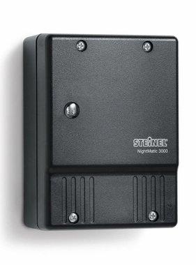Steinel NightMatic 3000 schemerschakelaar zwart