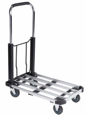 Toolland Steekwagen inklapbaar 150 kg aluminium QT105AL