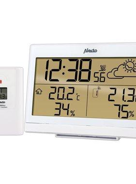 Alecto Draadloos weerstation WS-2300WT wit