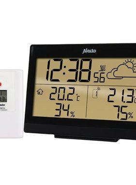 Alecto Draadloos weerstation WS-2300 zwart