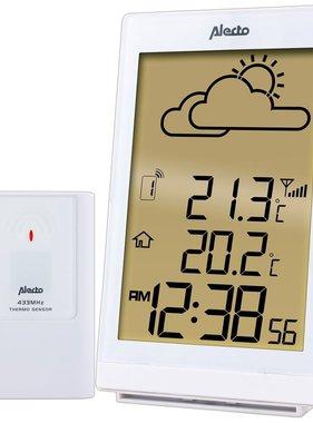 Alecto Draadloos weerstation WS-2200WT wit