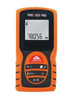 Prexiso Laser afstandsmeter P80 80 m 783600