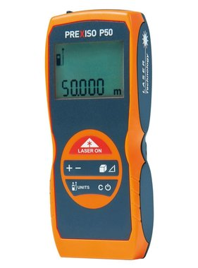 Prexiso Laser afstandsmeter P50 50 m 812717