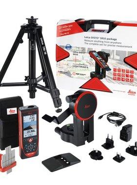 Leica laser afstandsmeter Disto set met koffer