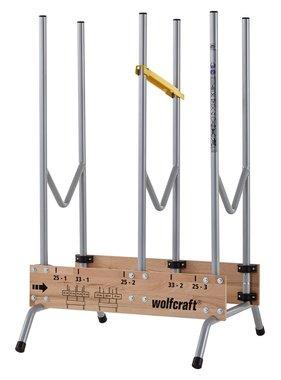 wolfcraft Zaagbok voor kettingzagen 5121000