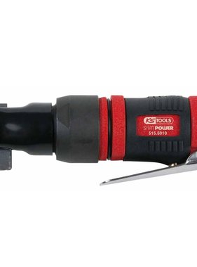 KS Tools SlimPOWER Pneumatische omkeerbare mini ratel 34 Nm 515.5010