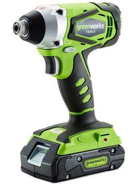 Greenworks Slagmoersleutel draadloos zonder 24 V accu G24ID 3801307