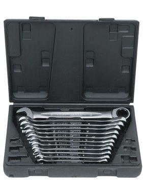 KS Tools Combisleutel set met opbergkoffer (12 stuks 8-19mm)