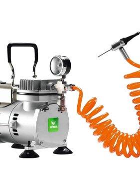 Erima luchtcompressor voor ballen 220/240 V 724101