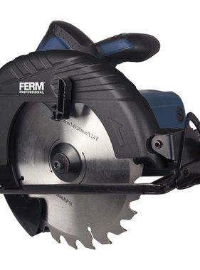 FERM PROFESSIONAL Cirkelzaag 1050 W 190 mm CSM1041P