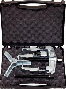 KS Tools snelkoppeling universele trekker set Pitman arm puller (7 x)