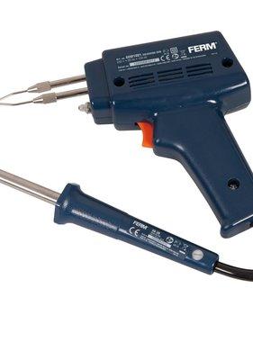 FERM elektrische soldeerset 100 W / 30 W SGM1001
