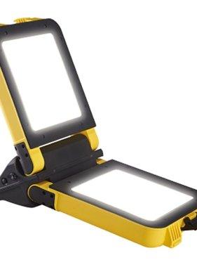 Luxform LED-werklamp Buddy 1800 lumen 20 W geel 98191