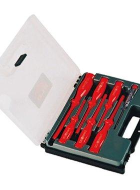 Toolpack schroevendraaier en spanningszoeker set 340.002