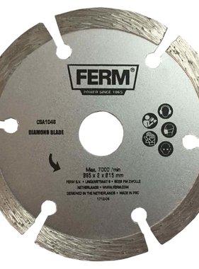 FERM Precisie diamantzaagblad 85 mm CSA1046