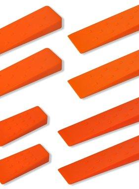vidaXL Velwig van hoge kwaliteit 14 cm/ 20 cm/ 25 cm/ 30 cm (8 stuks)