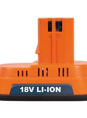 FERM accu 18 V 1,5 Ah Li-ion CDA1070