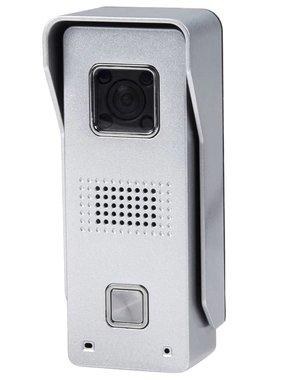 Alecto Wi-Fi deurbel zilver IDC-25