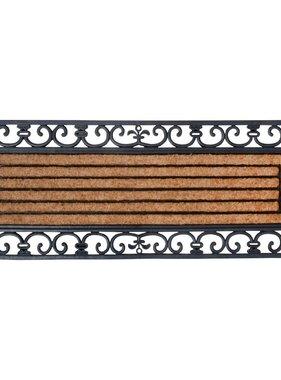 Esschert Design Deurmat 120x45 cm rubber RB109