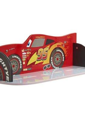 Disney Kinderboekenkast Cars rood 59x20x21 cm WORL320004