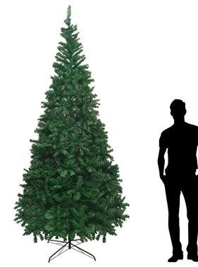 vidaXL Kunstkerstboom groen XL 300 cm