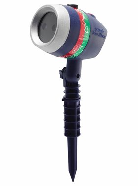Star Shower Laserprojector Laser Magic 6 patronen STA004