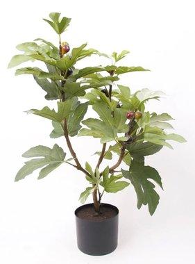 Emerald Kunstplant vijgenboom groen 75 cm 11.961C