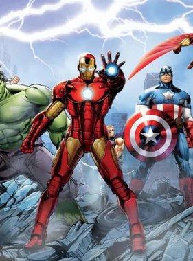 AG Design Fotobehang Avengers FTD2230