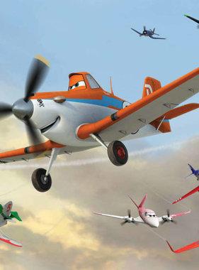 AG Design Fotobehang Planes FTD2218