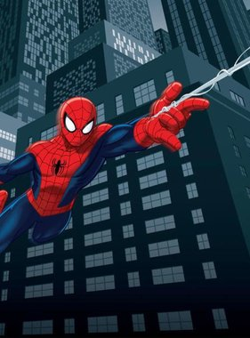 AG Design Fotobehang Spiderman FTD2208