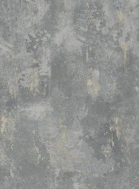 DUTCH WALLCOVERINGS Behang betongrijs TP1008