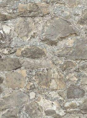 RoomMates Plakbehang verweerd steen grijs RMK9096WP